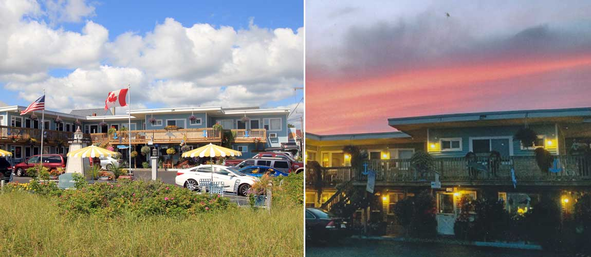 Day Or Night, You'll Love The Aquarius Motel